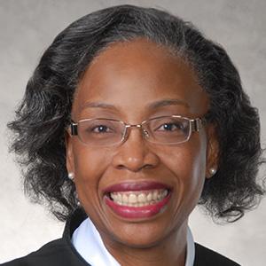 Justice G. Helen Whitener