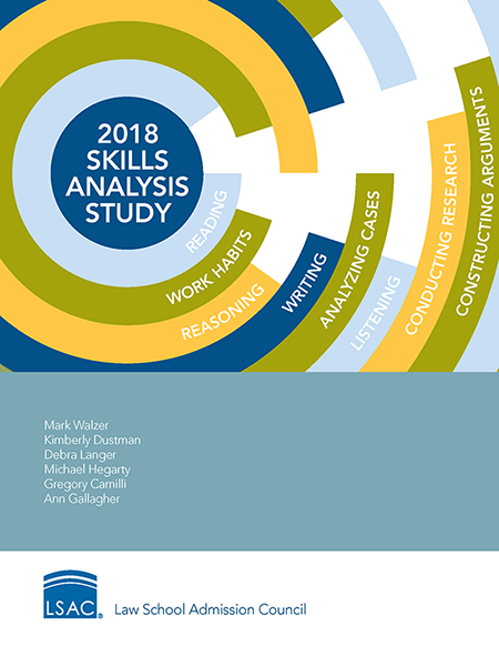 LSAC 2018 Skills Analysis Study: Content Validity of the LSAT