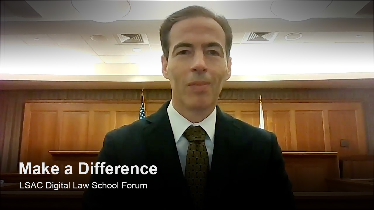 Play Suffolk University Law School video
