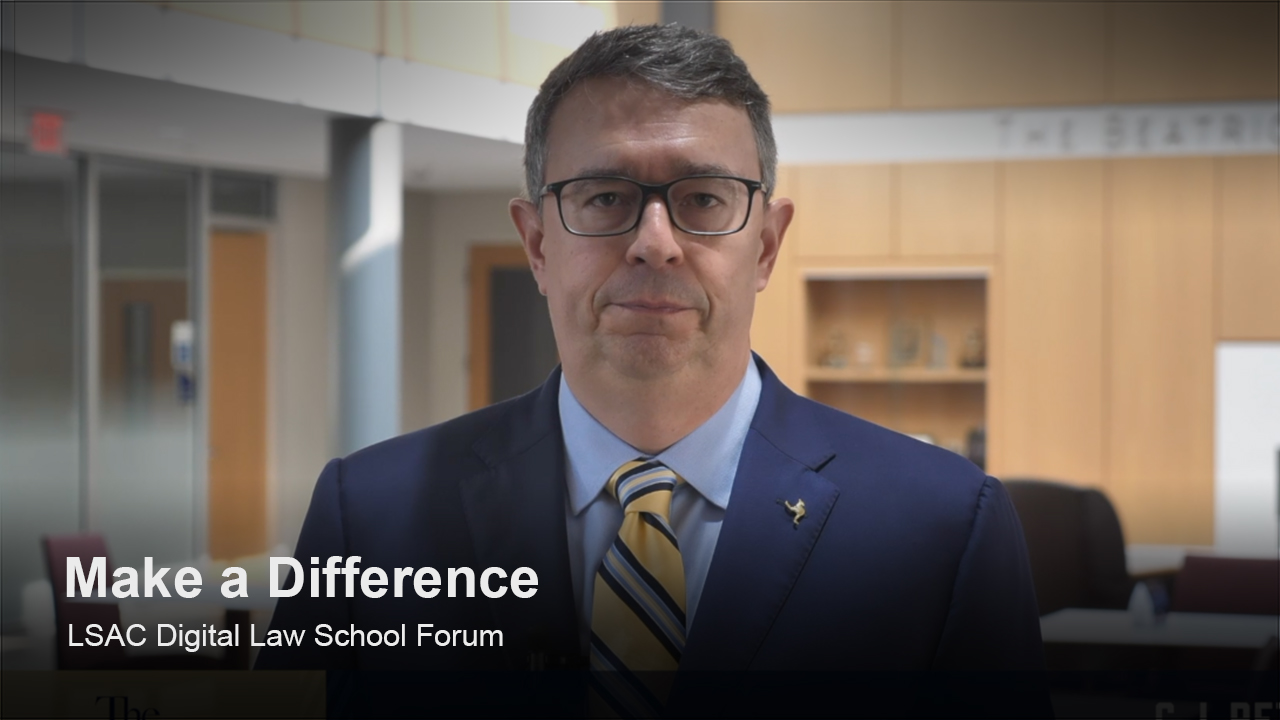 Play University of Akron School of Law video