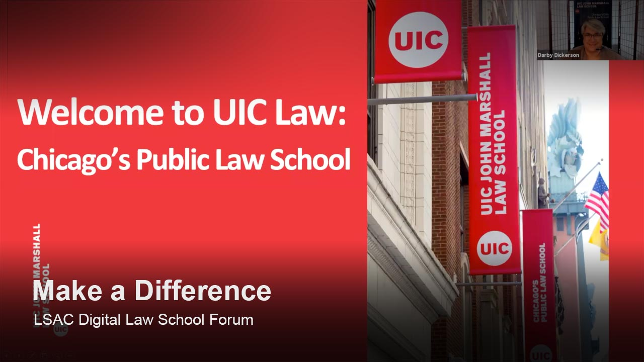Play UIC John Marshall Law School video