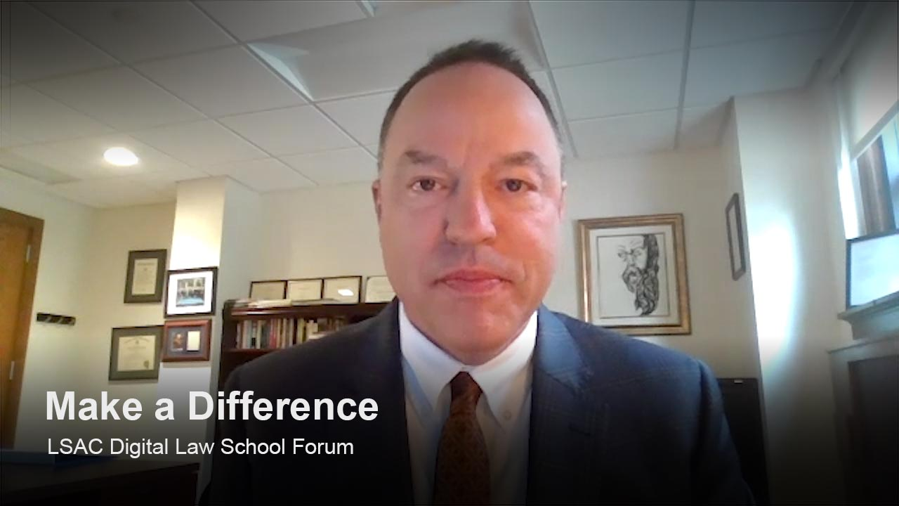 Play University of North Dakota School of Law video