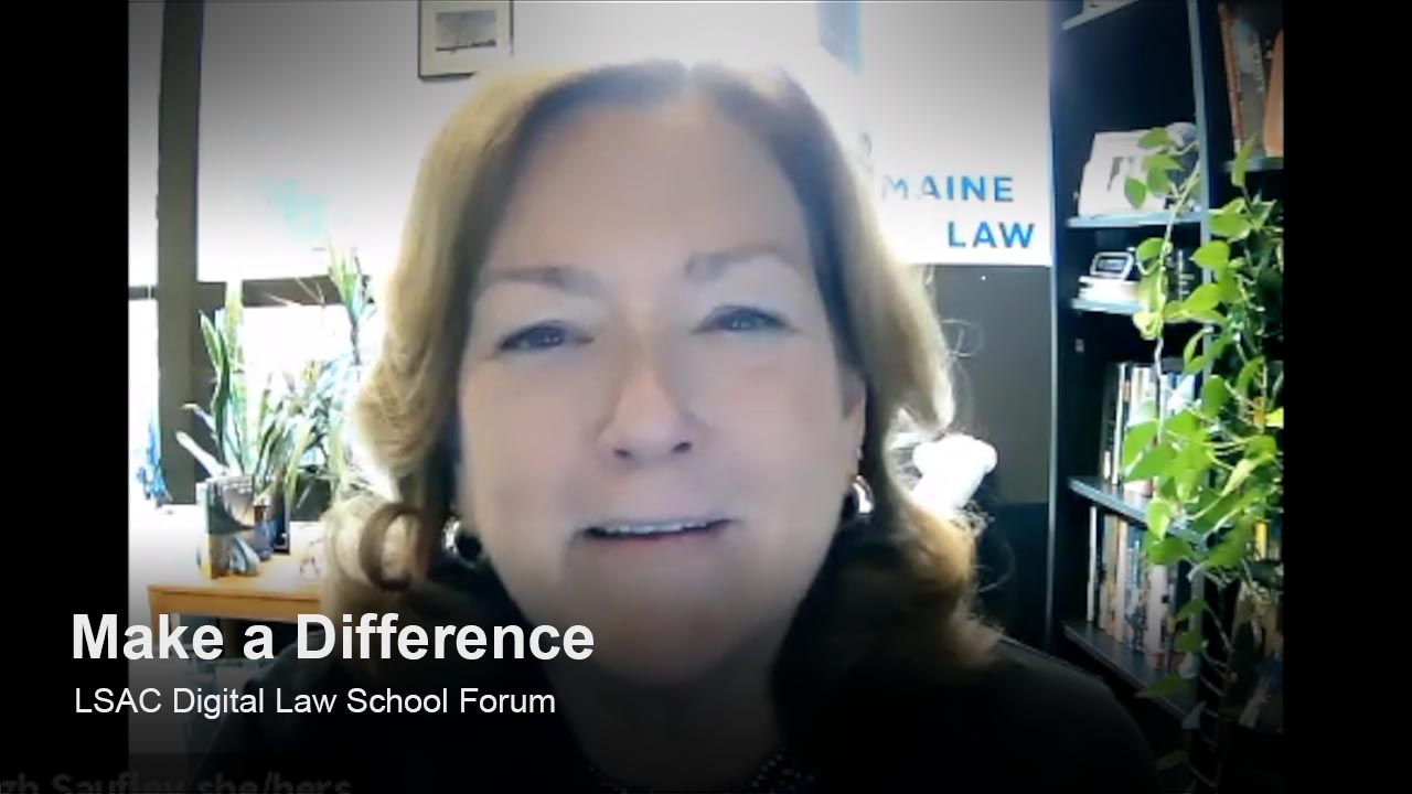 Play University of Maine School of Law video
