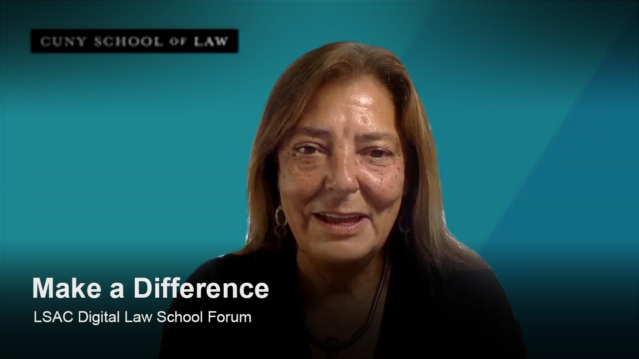 Play City University of New York School of Law video