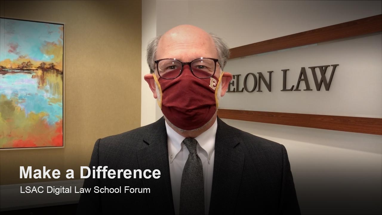 Play Elon University School of Law video