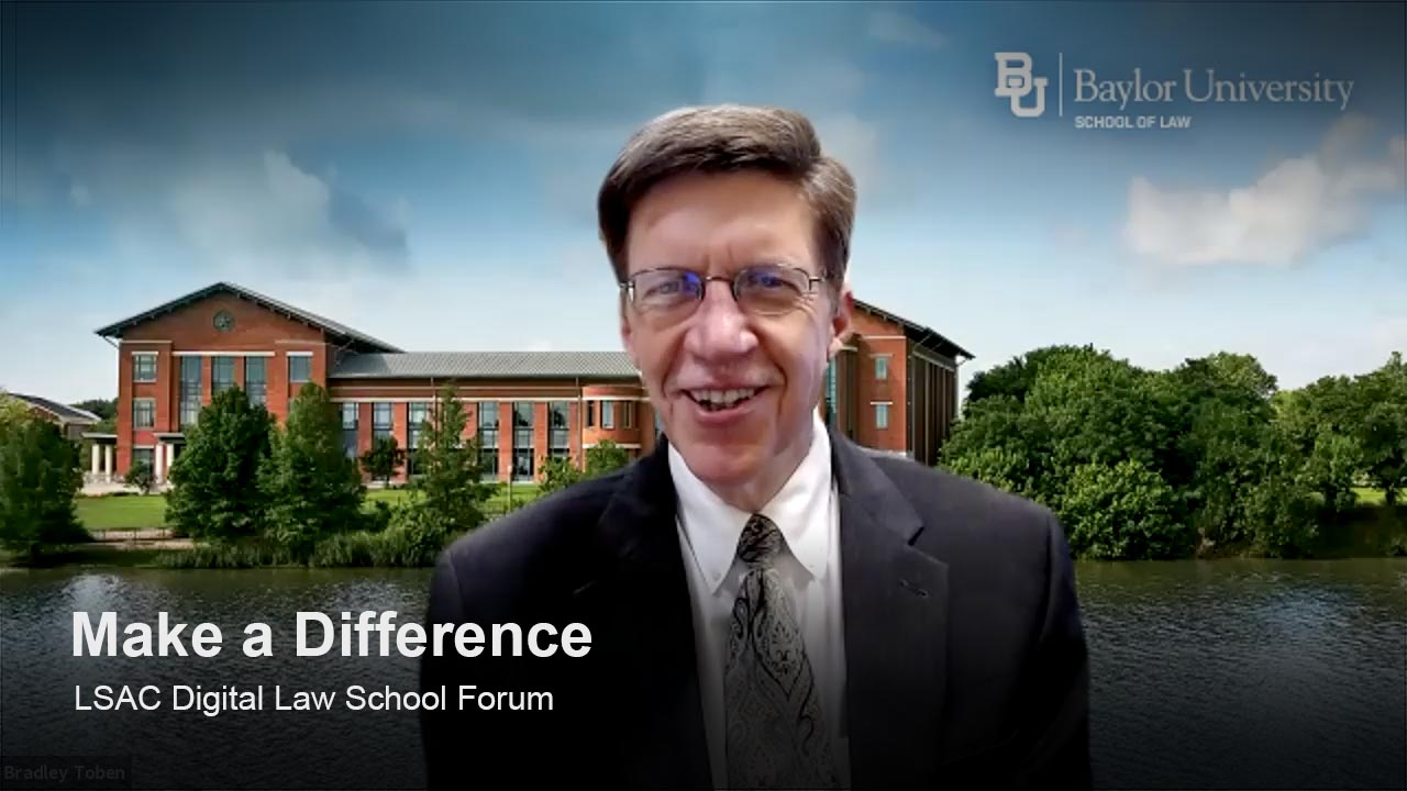 Play Baylor University School of Law video