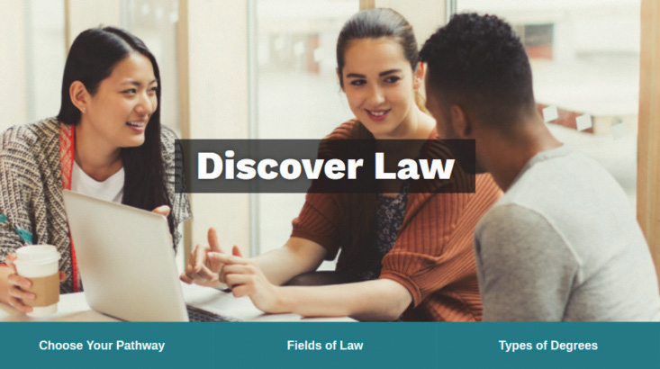 Discover Law The Law School Admission Council