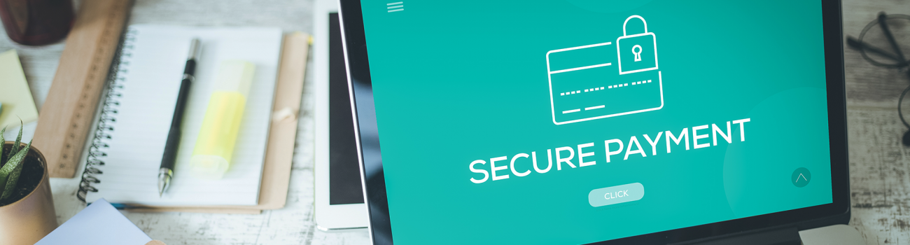 Secure Payment screen