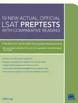 10 New Actual LSAT PrepTests