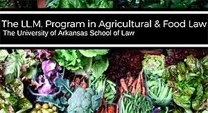 The LL.M. Program in Agricultural and Food Law