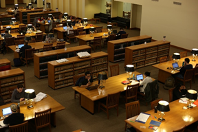 University of Illinois College of Law library